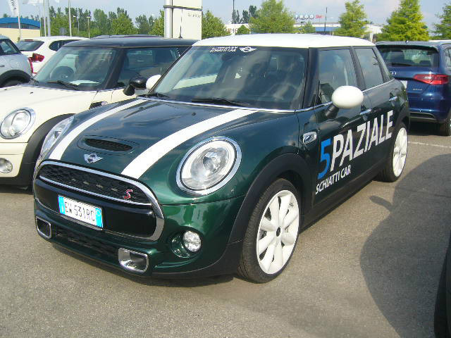 sold mini cooper sd sd 2 0 5 porte used cars for sale autouncle. Black Bedroom Furniture Sets. Home Design Ideas