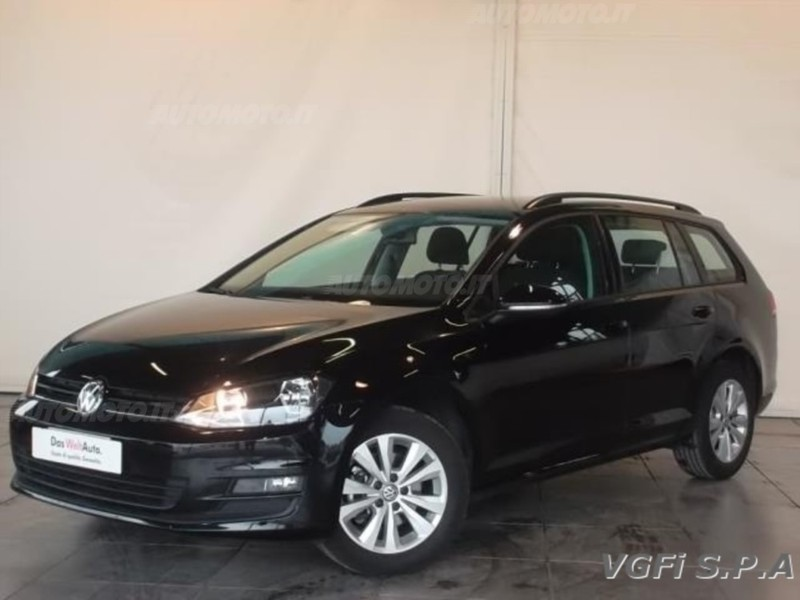 sold vw golf variant 1 6 tdi comf used cars for sale autouncle. Black Bedroom Furniture Sets. Home Design Ideas