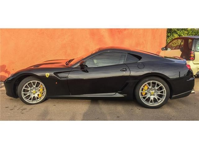 Sold Ferrari 599 Gtb Fiorano F1 Used Cars For Sale