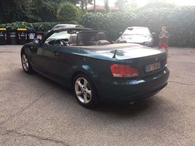 sold bmw 120 cabriolet 120 i cat f used cars for sale autouncle. Black Bedroom Furniture Sets. Home Design Ideas