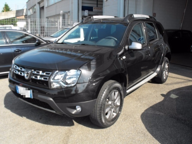sold dacia duster 1 6 110cv 4x2 gp used cars for sale autouncle. Black Bedroom Furniture Sets. Home Design Ideas