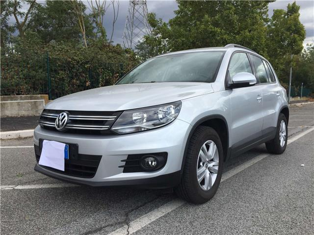 sold vw tiguan 1 4 tsi 122 cv cros used cars for sale autouncle. Black Bedroom Furniture Sets. Home Design Ideas