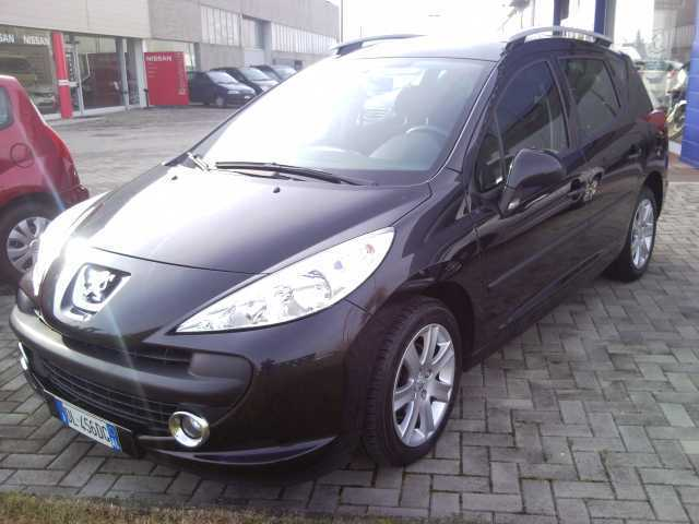 sold peugeot 207 1 6 hdi 90cv sw used cars for sale autouncle. Black Bedroom Furniture Sets. Home Design Ideas