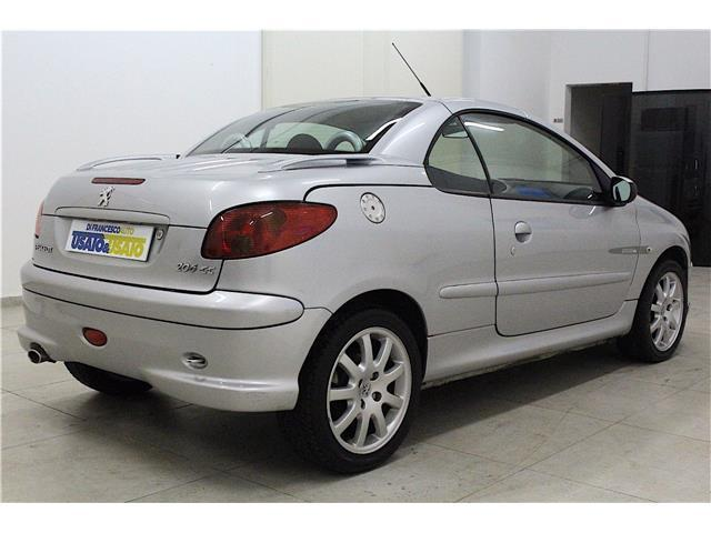 sold peugeot 206 cc 1 6 hdi fap en used cars for sale autouncle. Black Bedroom Furniture Sets. Home Design Ideas