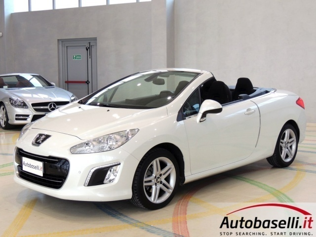 usato coupe 39 cabriolet 2 0 hdi 163cv allure restyling peugeot 308 cc 2011 km in. Black Bedroom Furniture Sets. Home Design Ideas