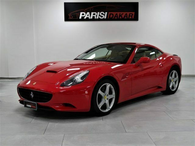 Venduto Ferrari California DCT - auto usate in vendita