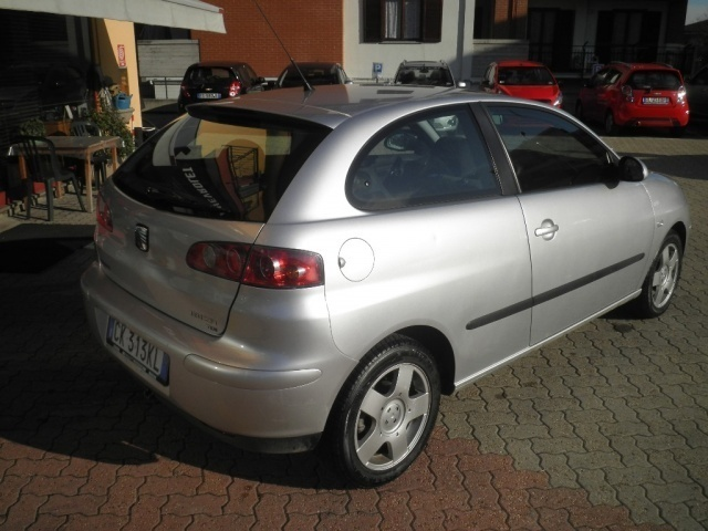 sold seat ibiza 1 9 tdi 130cv 3p used cars for sale autouncle. Black Bedroom Furniture Sets. Home Design Ideas