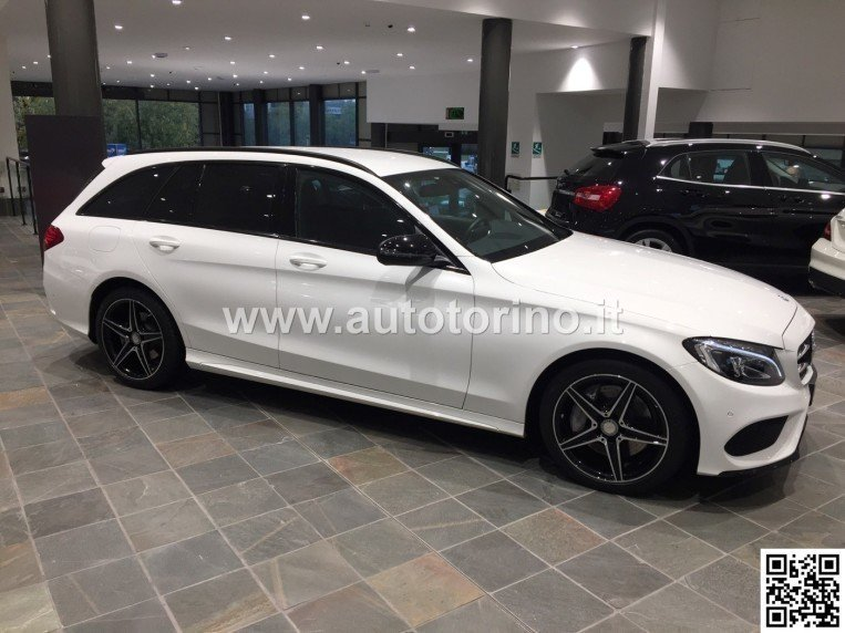 Sold Mercedes 300 Classe C Sw C Sw Used Cars For Sale
