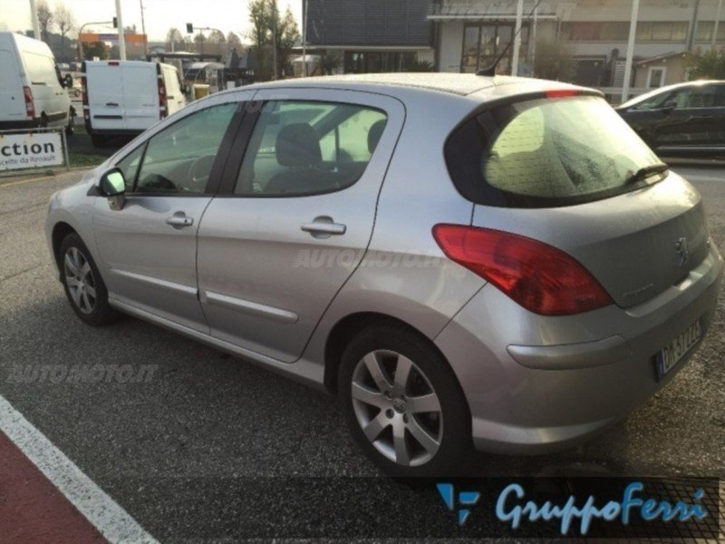 sold peugeot 308 1 6 thp 150cv 5p used cars for sale autouncle. Black Bedroom Furniture Sets. Home Design Ideas