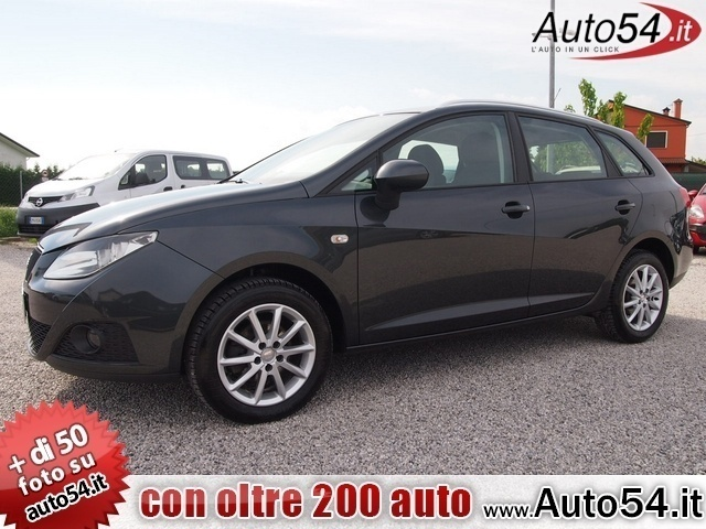 Sold Seat Ibiza St St 1 6 Tdi Cr D Used Cars For Sale
