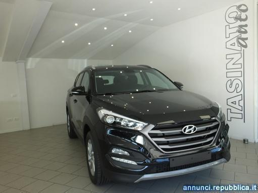 gebraucht Hyundai Tucson 1.7 CRDi Comfort