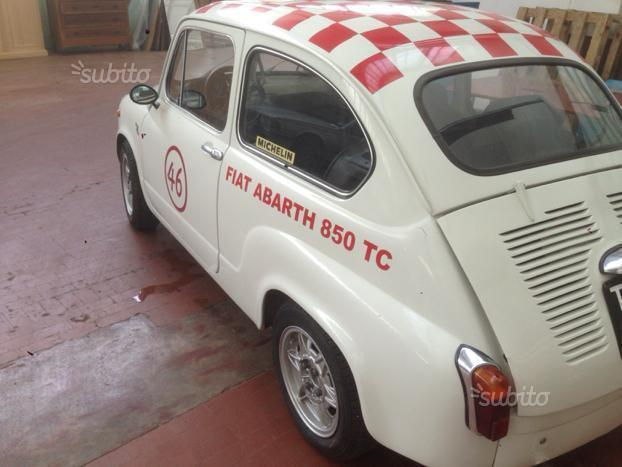 sold fiat 600 abarth used cars for sale autouncle. Black Bedroom Furniture Sets. Home Design Ideas