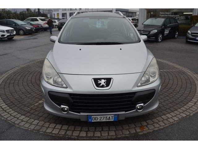 usata Peugeot 307 1.6 16V HDi FAP 110CV SW X-Line