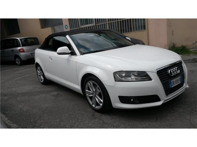sold audi a3 cabriolet 1 9 tdi 105 used cars for sale autouncle. Black Bedroom Furniture Sets. Home Design Ideas