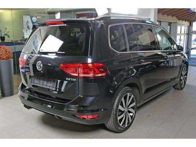 sold vw touran 2 0 tdi highline 7 used cars for sale autouncle. Black Bedroom Furniture Sets. Home Design Ideas