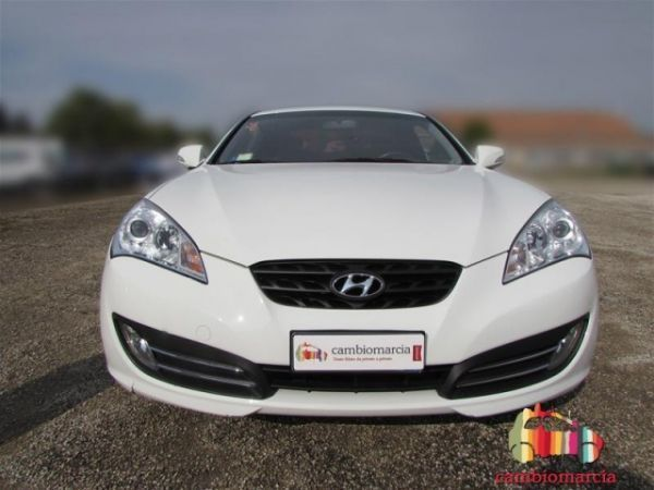 Sold Hyundai Genesis Coupe 2 0 Tur Used Cars For Sale Autouncle