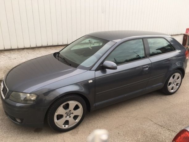 sold audi a3 1 9 tdi ambition used cars for sale autouncle. Black Bedroom Furniture Sets. Home Design Ideas