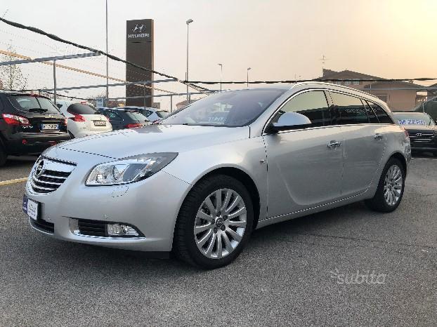 Schemi Elettrici Opel Insignia : Sold opel insignia cdti cv used cars for sale