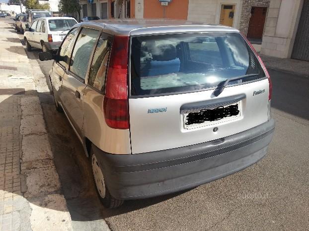 Fiat Punto Prima Serie on fiat seicento, fiat bravo, fiat ritmo, fiat x1/9, fiat doblo, fiat panda, fiat barchetta, fiat 500l, fiat multipla, fiat stilo, fiat cinquecento, fiat cars, fiat coupe, fiat linea, fiat 500 abarth, fiat 500 turbo, fiat spider, fiat marea,