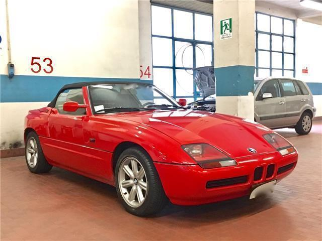 usato roadster bmw z1 1991 km in aicurzio autouncle. Black Bedroom Furniture Sets. Home Design Ideas