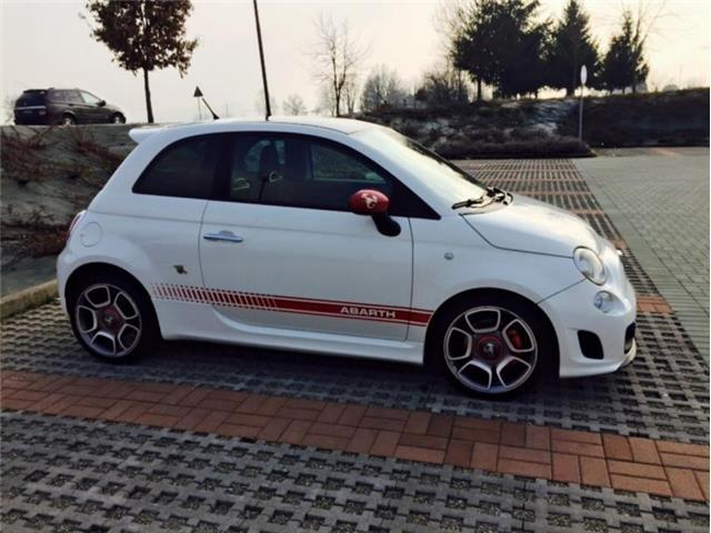 sold fiat 500 abarth 500 1 4 turbo used cars for sale. Black Bedroom Furniture Sets. Home Design Ideas