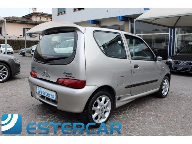 sold fiat seicento sporting m used cars for sale. Black Bedroom Furniture Sets. Home Design Ideas