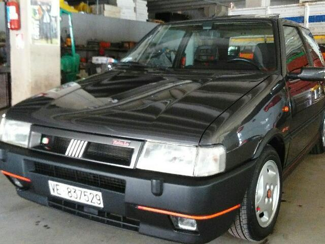 sold fiat uno turbo i e racing used cars for sale. Black Bedroom Furniture Sets. Home Design Ideas