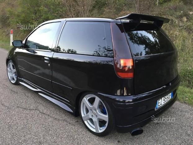 sold fiat punto gt 1 4 turbo used cars for sale autouncle. Black Bedroom Furniture Sets. Home Design Ideas