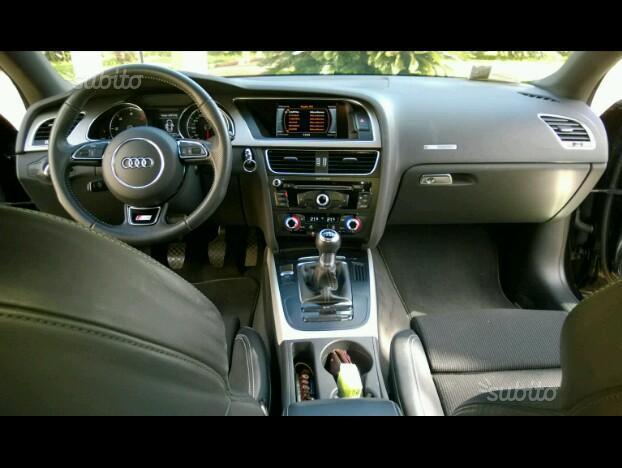 Audi a5 cabrio diesel usata 2