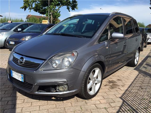 sold opel zafira 1 9 cdti 120cv vo used cars for sale autouncle. Black Bedroom Furniture Sets. Home Design Ideas