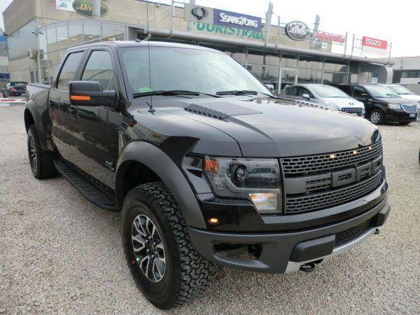 sold ford v8 f 150 raptor svt 2013 used cars for sale. Black Bedroom Furniture Sets. Home Design Ideas