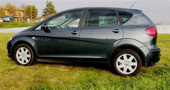 Sold Seat Altea Altea 1 9 Tdi D Used Cars For Sale