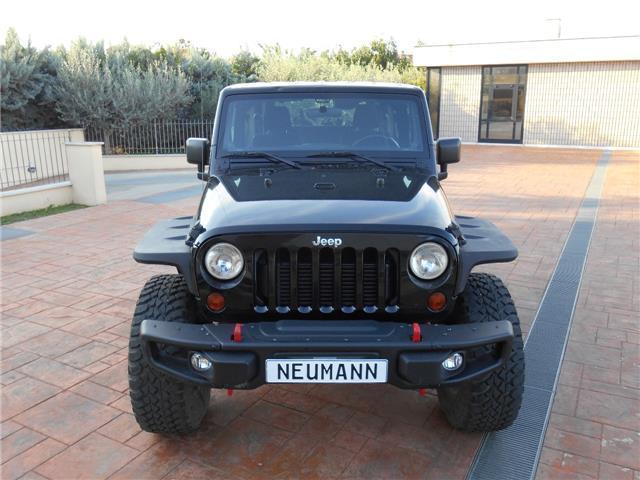 venduto jeep wrangler 2 8 crd dpf neu auto usate in vendita. Black Bedroom Furniture Sets. Home Design Ideas