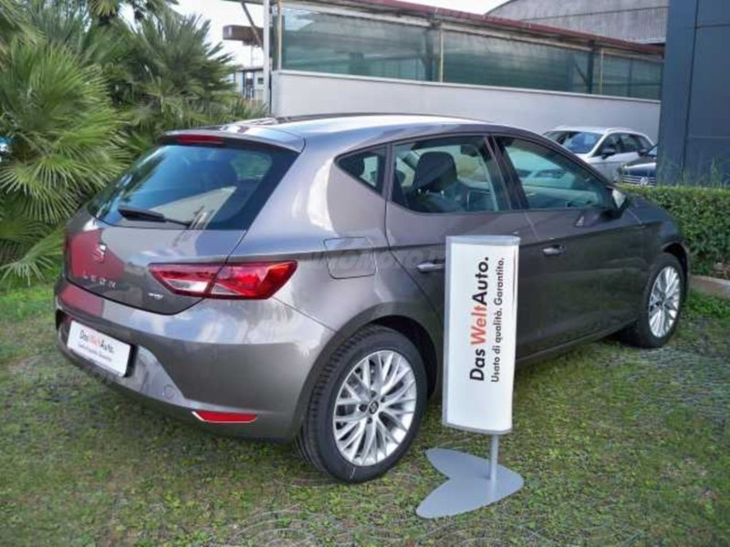 sold seat leon st 1.4 tgi start/st. - used cars for sale