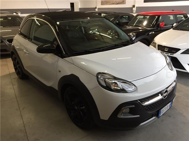 sold opel adam rocks open air cab used cars for sale. Black Bedroom Furniture Sets. Home Design Ideas