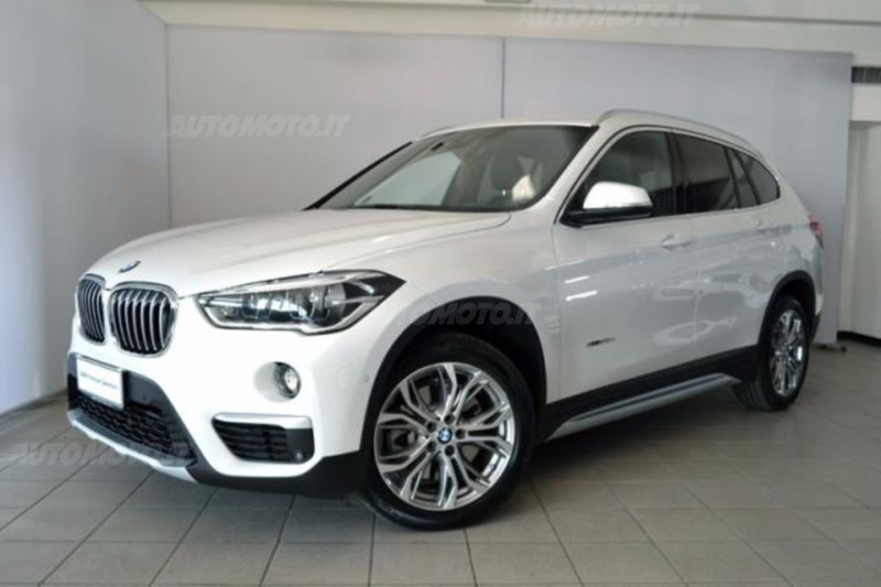 venduto bmw x1 xdrive 25d xline auto usate in vendita. Black Bedroom Furniture Sets. Home Design Ideas