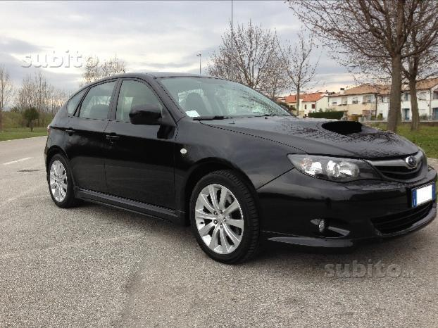 sold subaru impreza diesel sport 4q used cars for sale. Black Bedroom Furniture Sets. Home Design Ideas