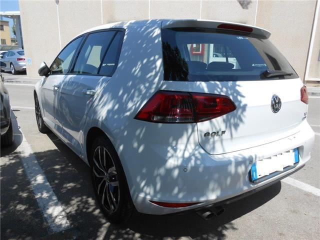 sold vw golf 7 1 4 tsi act 150 cv used cars for sale. Black Bedroom Furniture Sets. Home Design Ideas