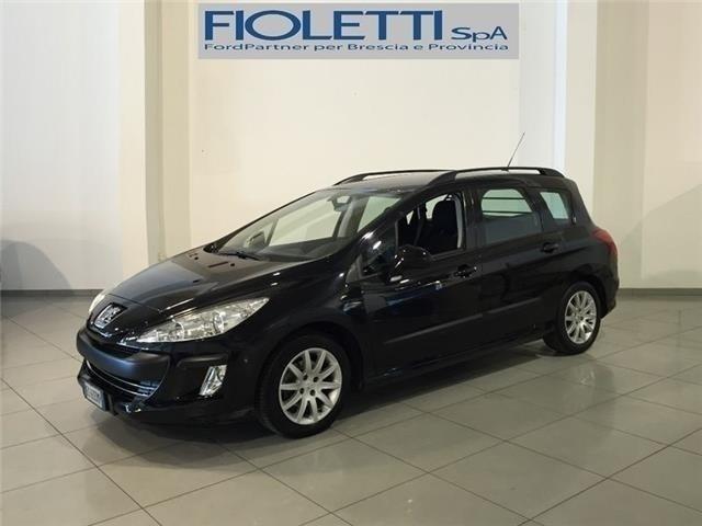 usata Peugeot 308 1.6 HDi 110CV SW Premium N1