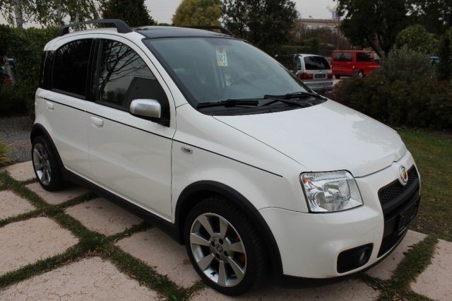 sold fiat panda abarth 1 4 100 hp used cars for sale autouncle. Black Bedroom Furniture Sets. Home Design Ideas