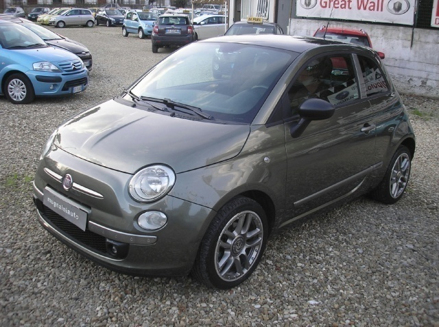 sold fiat 500 1 4 16v by diesel used cars for sale autouncle. Black Bedroom Furniture Sets. Home Design Ideas
