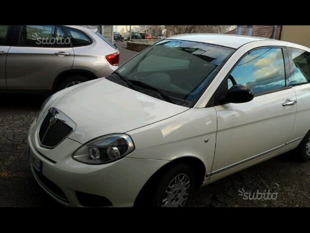 Sold lancia ypsilon diva 1 3 multi used cars for sale - Lancia diva usata ...