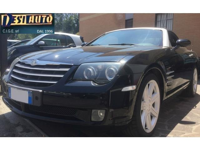 sold chrysler crossfire cabrio 3 2 used cars for sale. Black Bedroom Furniture Sets. Home Design Ideas