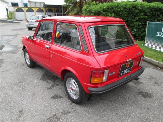 spesso Sold Autobianchi A112 Abarth 3^ se. - used cars for sale - AutoUncle SW22