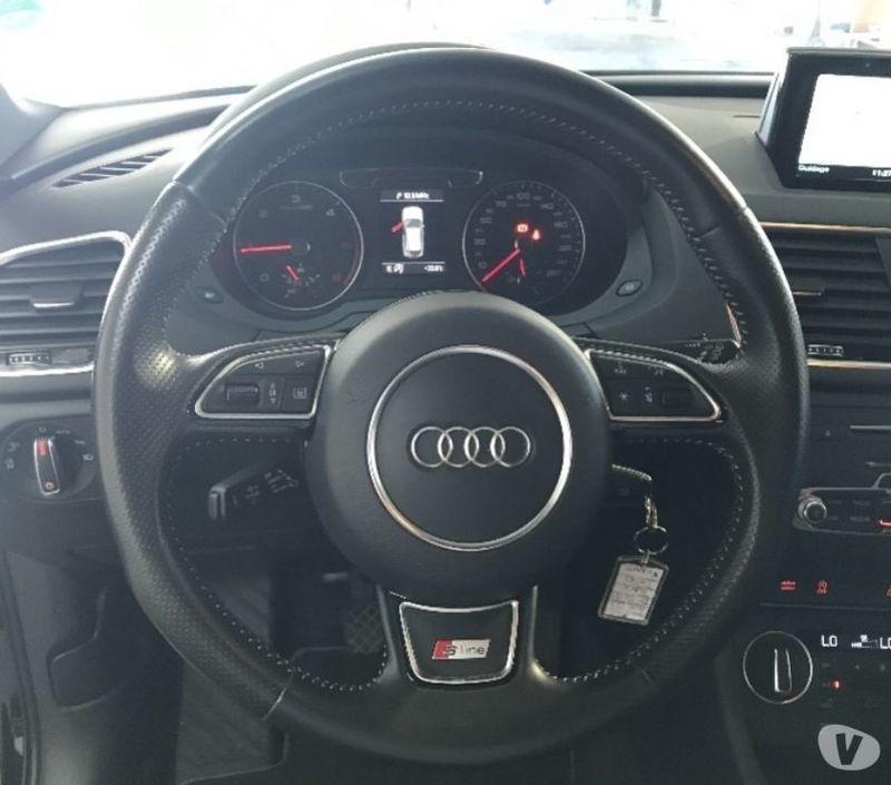 Venduto Audi Q3 2.0 TDI 150CV QUATTRO.