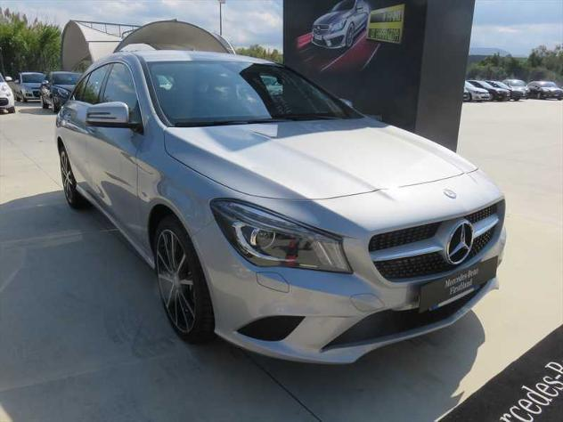 usata Mercedes CLA220 Classe CLA X117 SHOOTING BRAKEd Automatic