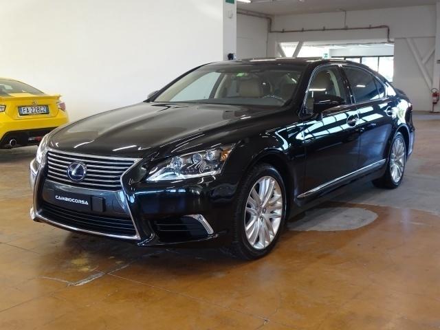 Usata Lexus Ls400 Ls Hybrid Luxury Presidential Wellness