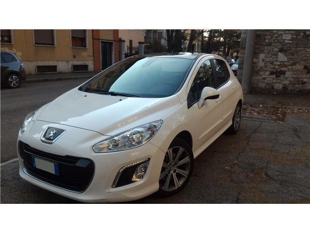 sold peugeot 308 2 0 hdi 150cv 5p used cars for sale autouncle. Black Bedroom Furniture Sets. Home Design Ideas