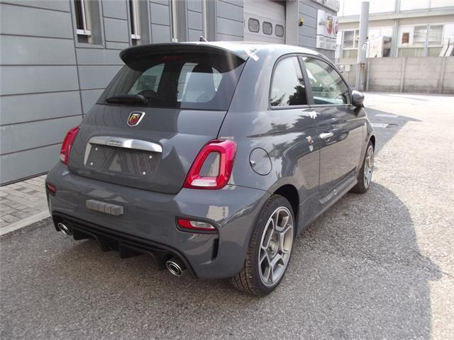 sold abarth 595 1 4 turbo t jet 14 used cars for sale. Black Bedroom Furniture Sets. Home Design Ideas