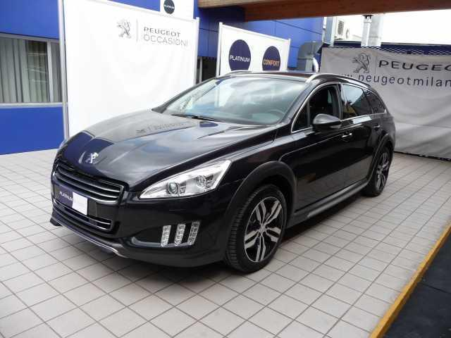 sold peugeot 508 rxh sw hybrid 4x4 used cars for sale autouncle. Black Bedroom Furniture Sets. Home Design Ideas